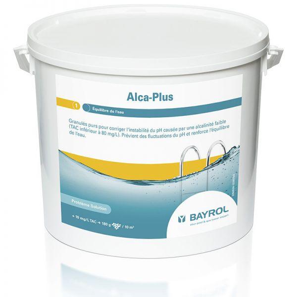 Alcaplus - seau de 5 kg - Réhausseur de TAC