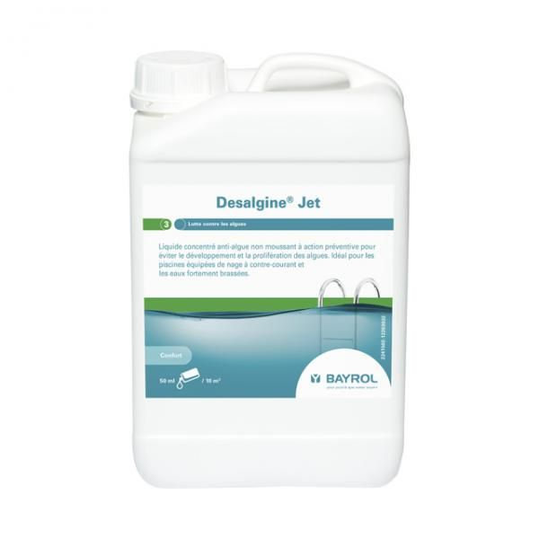 Anti-algue Desalgine Jet - 3L