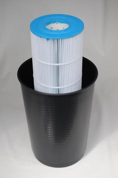 bac de nettoyage de cartouche piscinelle accessoires. Black Bedroom Furniture Sets. Home Design Ideas