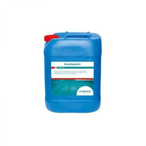 Chloriliquide non stabilisé 20l
