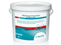 Chlorilong 5 fonctions - 5kg