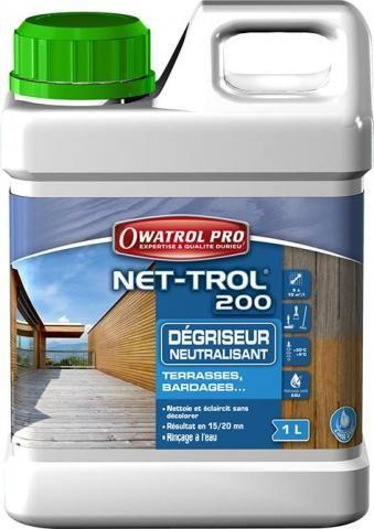 Dégriseur Net trol - 1L