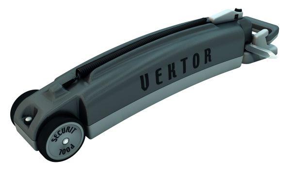 Enrouleur motorisé Vektor 1 pour couverture à barre