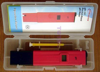pHmètre électronique