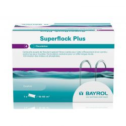 Superflock – 8 cartouches - Pack de 1 kg