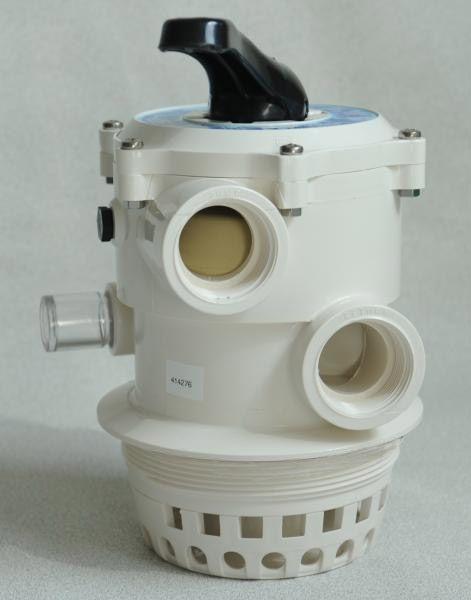 Vanne 6 voies pour filtre galactic piscinelle accessoires for Probleme vanne 6 voies piscine