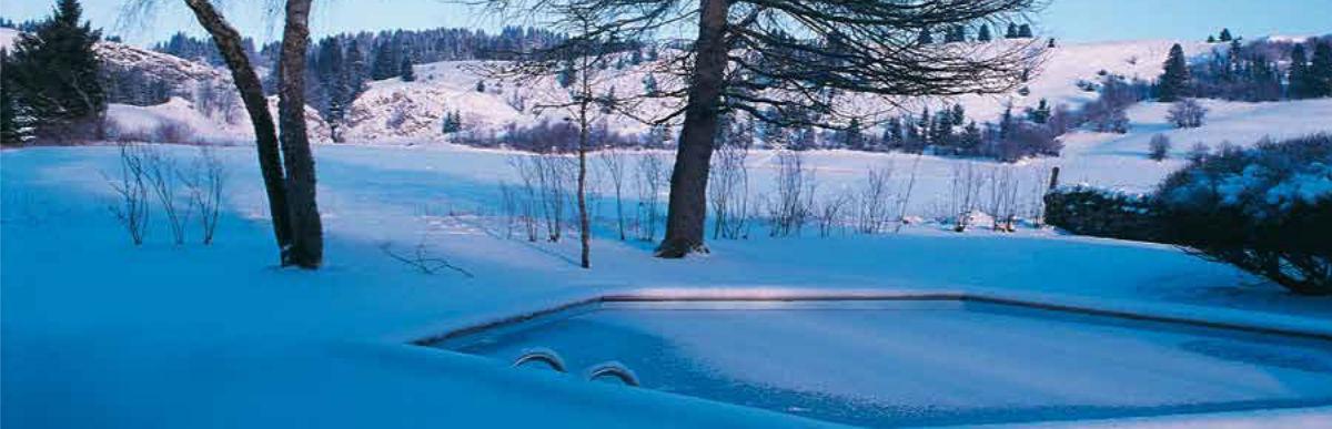 l 39 hivernage de votre piscine piscinelle accessoires. Black Bedroom Furniture Sets. Home Design Ideas