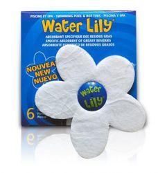 Absorbant spécifique Water lily - boite de 6