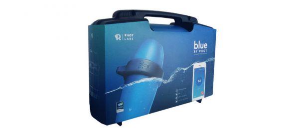 Analyseur flottant connecté - Blue by Riiot
