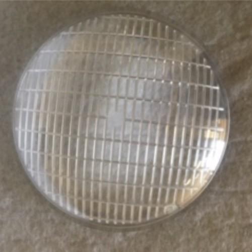 Globe transparent pour projecteur