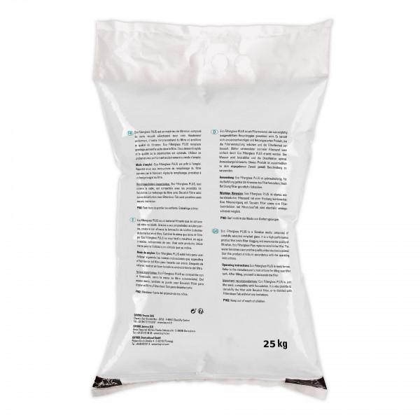 Media filtrant verre sac de 25 kg