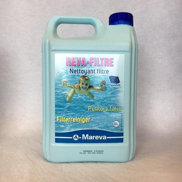 Nettoyant Filtre Reva-Filtre - 5 l