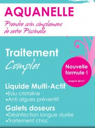 Pack Aquanelle traitement 15m3