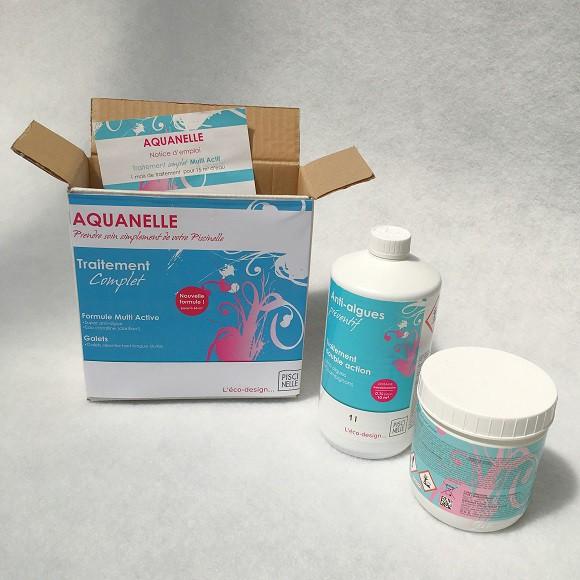 Pack Aquanelle traitement inférieur à 30 m3