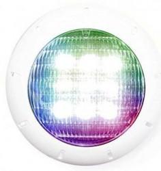 Projecteur LED couleur - À visser sur le refoulement
