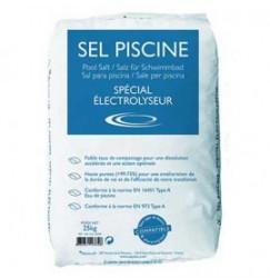 Sel pour électrolyseur sac de 25 kgs