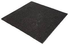 Tapis anti-vibration pour pompe filtrant