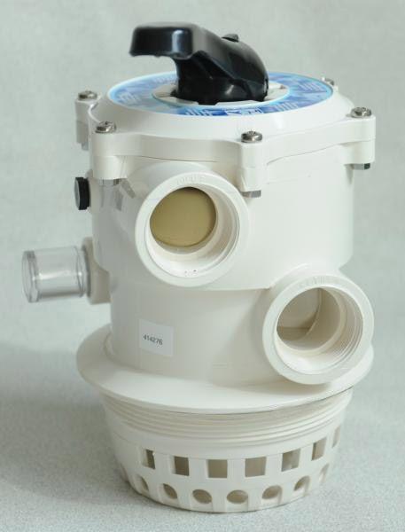 vanne 6 voies pour filtre galactic piscinelle accessoires. Black Bedroom Furniture Sets. Home Design Ideas