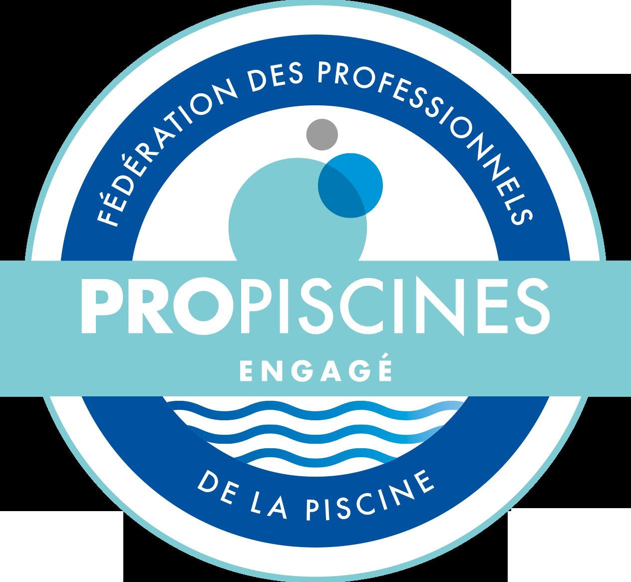 Logo ProPiscines